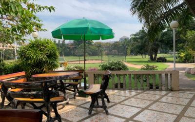 Golfspielen in Pattaya Thailand