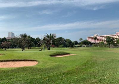 Toller und günstiger Golfplatz in Pattaya