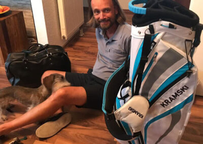 Kramski-Preis: Golftasche